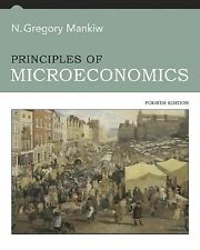 Principles of Microeconomics, N. Gregory Mankiw, Good Book