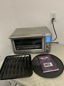 Breville BOV800XL/A Smart Oven Counter Top Convection Toaster Oven Stainless