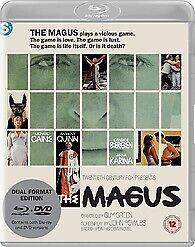 The Magus 1968 Signal One Entertainment Brand New Region B/2 B Blu Ray/DVD