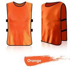 Kind Kinder Mannschaft Fu?ball Basketball Sport Ausbildung Zug Weste Orange GE