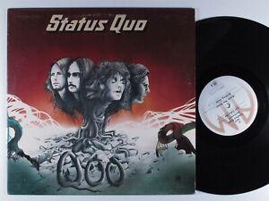STATUS QUO Self Titled A&M LP VG+ <>