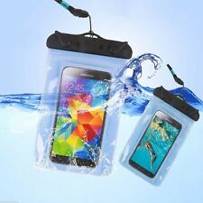 Waterproof Underwater Dry Pouch Case Bag for Android/iPhone Mobile Phone Samsung
