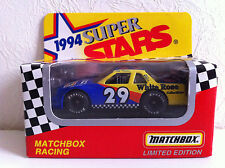 Matchbox Super Stars - Voiture Racing Nascar n° 29 Matchbox 94 (Ltd ed. - 1/64)