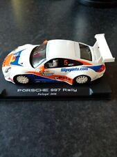 NSR Porsche Rally 997 Portigal Like Scalextric