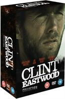 Nuovo Alta Plains Drifter/Coogans Bluff / Joe Kidd / Giocare Misty Per Me DVD