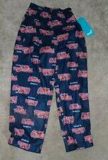 NEW NCAA Ole Miss Rebels Loungewear Sleepwear Pants Youth Boys Kids L 7 NWT