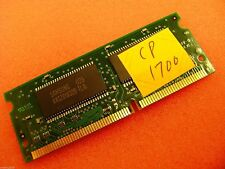 198716-001 *  64MB Memory Module * PC100/ 100MHZ  144 Pins* For Compaq Notebooks