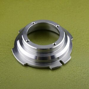 Stainless Steel UNIVERSAL BNCR MOUNT Mitchell ARRI COOK KINOPTIK Angenieux bnc-r