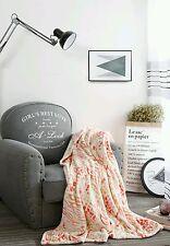 150cm*200cm Qbedding Luxury Collection Micro Plush Lightweight Throw/ Blanket