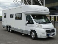 2008 FIAT DUCATO 840 SE AUTOTRAIL CHEYENNE MOTORHOME 3.0 TAG AXLE ONLY 16K MILES