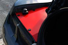 2010-2014 Chevrolet Camaro Billet Trunk Corner Covers Orange