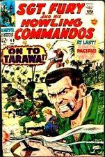 SGT FURY 49 SERGEANT HOWLING COMMANDOS 1963 MARVEL