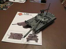 Brickmania T-72a LEGO Tank