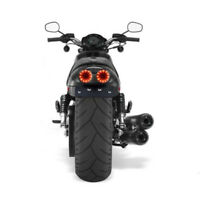 1x Motorcycle LED Brake Tail Light Rear Turn Signal For Honda MSX125 Grom ZTP