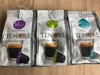 96 Nespresso Compatible Pods Espresso Capsules only 0.26/pod Free Shipping