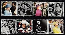 Great Britain 2012 Diamond Jubilee 3rd Issue Stamp Set (GB3319)