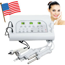 Microcurrent Facial Tone Ultrasound BIO Skin Lift Beauty Machine Electrotherapy