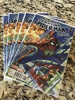 5 Copies of Amazing Spider-Man #1 (2015) Marvel Comics NM - Great for Resell