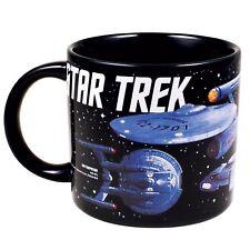 Mug - Star Trek - Starships Space Ship New Gifts Toys Licensed 4378