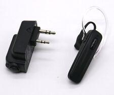 Bluetooth Wireless Adaptor PTT Headset for Kenwood TYT Baofeng Uv5r Radio 730p