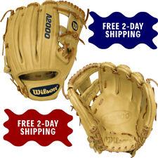 "Wilson A2000 Limited Edition 11.5"" 1786 ""Blonde"" Infield Baseball Glove Smu"