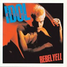 Billy Idol - Rebel Yell (Expanded Version)  CHRYSALIS RECORDS CD 1999