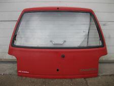 Daihatsu Cuore L201 (91-94) : Heckklappe rot R14 Kofferraumklappe