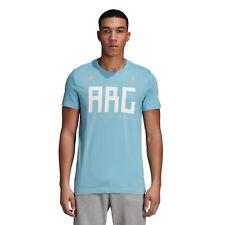 Clear Small adidas Argentina Mns T-shirt Uomo Blue S Sport (hpu)