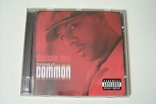 COMMON - THISISME THEN / THE BEST OF CD 2007 (Q-Tip Lauryn Hill Cee-Lo)
