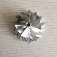 TD04HL 7+7 blades 44.00/62.00mm performance Turbo Billet/milling compresor wheel