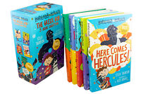 Hopeless Heroes Greek God 5 Books Children Collection Paperback By Stella Taraks
