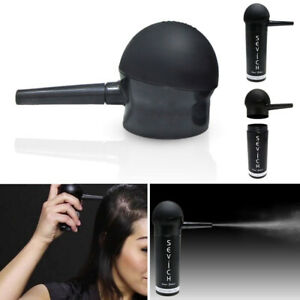 Hair Fiber Powder Nozzle Spray Keratin Hair Building Fiber Applicator Pump AU