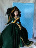 Vintage Madame Alexander Porcelain Scarlett 009 Doll 22 inches Limited 646/1500