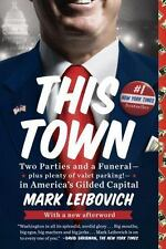 THIS TOWN - LEIBOVICH, MARK - NEW PAPERBACK BOOK