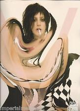V magazine Lady Gaga Karl Lagerfeld Daphne Guinness American Horror Story Hotel