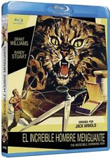 The Incredible Shrinking Man [1957]e(Blu-ray Region-Free)~~~~~~NEW & SEALED