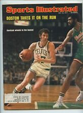Sports Illustrated John Havlicek Boston 1974 UCLA Volleyball