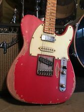 Relic Fender Sguier Vintage Modified Telecaster Electric Guitar Road Aged Worn
