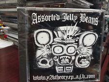 ASSORTED JELLY BEANS WWW Y2KTheory EP..A.J.B. CD Ska Punk Oi