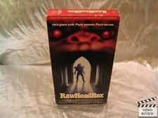 Rawhead Rex (VHS) David Dukes Kelly Piper