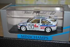 MINICHAMPS 1/43 FORD ESCORT COSWORTH DTT 1994 TEAM WOLF RACING C HUERTGEN #1