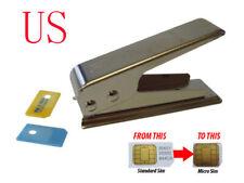 Micro Sim Cutter + 4x MicroSim Card Adapter for iPhone4