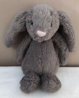 Jellycat Small Bashful Truffle Brown Bunny Rabbit Soft Toy Comforter Baby Doudou