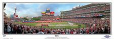 L.A. Angels OPENING DAY AT ANGEL STADIUM Panoramic Poster Print by Rob Arra