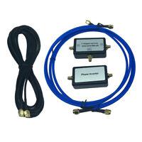 Mehr Als 30mMHz Tragbare YouLoop Magnetische Schleife Antenne Passive Für HF &