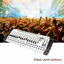 More details for 1990 channels dmx 512 stage light controller dj party bar disco console lamp