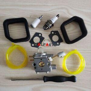 Carburetor & Kit for Homelite 26B Blower UT09526 308054114, 308054075 Carb Kit