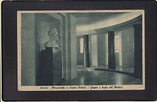 TRENTO (TN) MONUMENTO A CESARE BATTISTI  BUSTO DEL  MARTIRE  (A126)