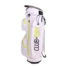 Golfbag CLUBDRY Cart white *wasserdicht*