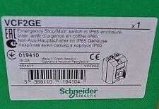 Schneider SQD VCF2GE  Emergency Stop/Main Switch In IP65 Enclosure